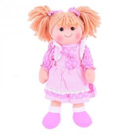 Látková panenka Anna - 35 cm