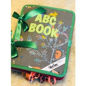MarEmm Quiet Book ABC Book