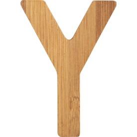 Small Foot Bambusové písmeno Y