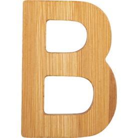 Small Foot Bambusové písmeno B