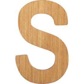 Small Foot Bambusové písmeno S