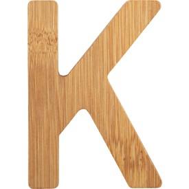 Small Foot Bambusové písmeno K