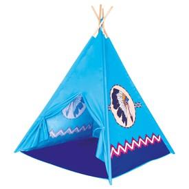 Bino Indiánské týpí modré