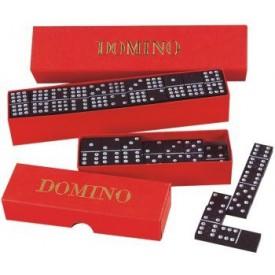 Dřevěné hračky - dřevěné hry -  Domino 28 kamenů