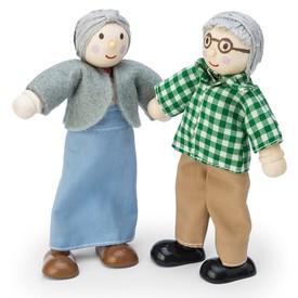 Le Toy Van Postavičky babička s dědou