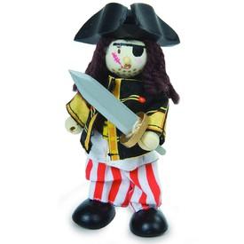 Le Toy Van postavička - Pirát Sammy