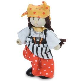 Le Toy Van postavička - Pirátka Jessica