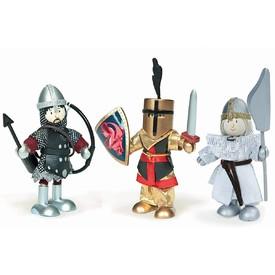 Le Toy Van postavička - Hradní rytíři
