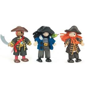 Le Toy Van postavičky - Piráti