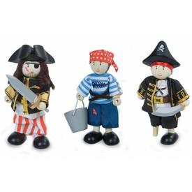 Le Toy Van postavička - Piráti BK909