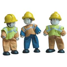 Le Toy Van postavička - Stavebníci