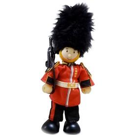 Le Toy Van postavička - Královská stráž James