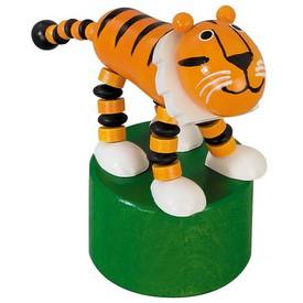 Detoa Mačkací figurka Tygr