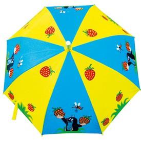Bino Dětský deštník Krtek