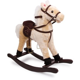 Small Foot Houpací kůň Chlupáč