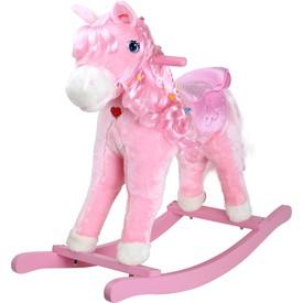 Houpací poník Pinky
