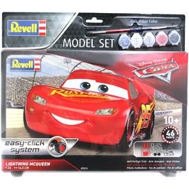 Revell EasyClick ModelSet auto 67813 - Lightning McQueen (1:24)
