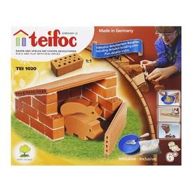 Stavebnice Teifoc 1020 Domek Pigs