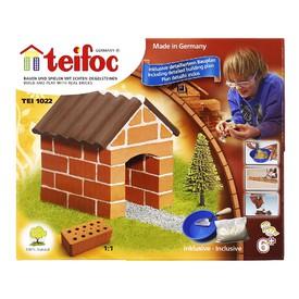 Stavebnice Teifoc 1022 Chatka
