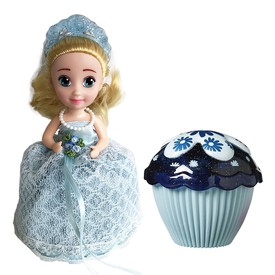 CUPCAKE Wedding Edition Voňavá panenka Cynthia