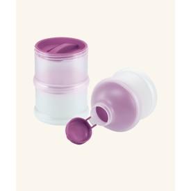 NUK Dávkovač na sušené mléko fialová