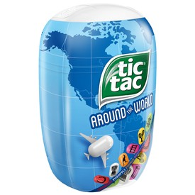 TIC TAC 200 Around the world