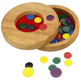 Bigjigs dřevěné hry - Blechy