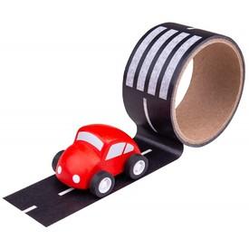 Bigjigs Toys Lepící páska cesta