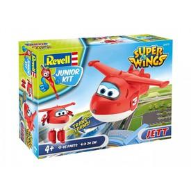 REVELL Junior Kit letadlo 00870 - Super Wings Jett (1:20)