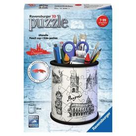 Ravensburger puzzle 3D Stojan na tužky Kresba Prahy