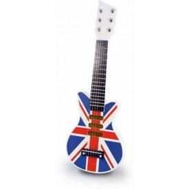 Dětské hudební nástroje - Union Jack rock n roll kytara