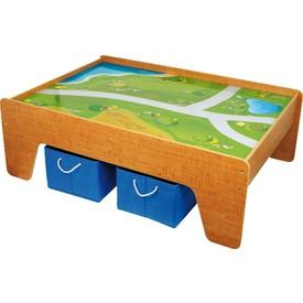 Small Foot Dřevěný stůl pro vláčkodráhu