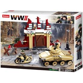 Sluban WWII M38-B0696 Bitva o Stalingrad