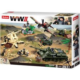 Sluban WWII M38-B0697 Bitva u Kurska