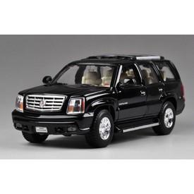 Welly - Cadillac Escalade (2002) model 1:24 černý