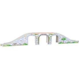 Small Foot Dřevěný železniční  most