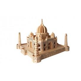 Dřevěné skládačky 3D puzzle - Taj Mahal PP210