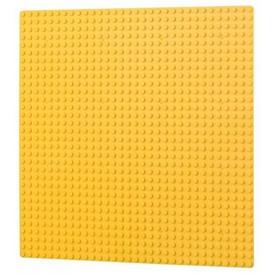 L-W Toys Základová deska 32x32 žlutá