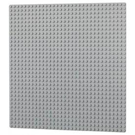 L-W Toys Základová deska 32x32 světle šedá