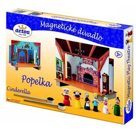 Detoa Magnetické divadlo Popelka