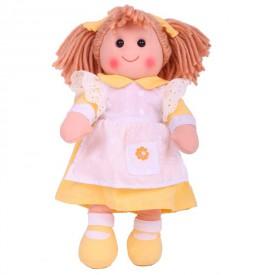 Látková panenka Lucy - 38 cm