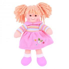 Látková panenka Jenny  - 25 cm