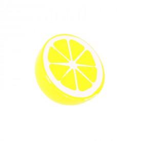 Dřevěné potraviny - Půlka citrónu