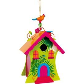 Small Foot Dětské dekorace - Ptačí budka Hawaii