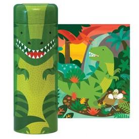 Petitcollage Puzzle v tubě Dinosauři