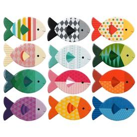 Petitcollage Pexeso rybky