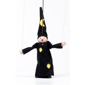 Gerlich Dřevěná loutka Čaroděj Vilém