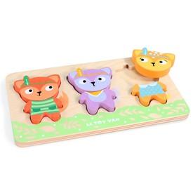 Le Toy Van Petilou - Puzzle malé lišky