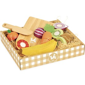 Vilac dřevěné potraviny - ovoce a zelenina