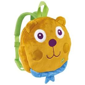 Bino Plyšový batoh medvěd